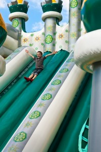6590952-boy-in-inflatable-castle